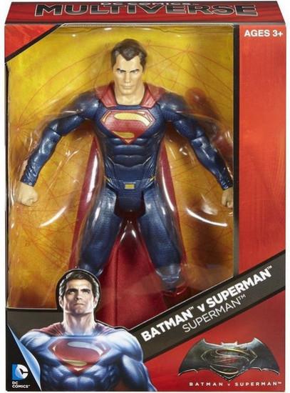 DC Batman v Superman Multiverse Superman Deluxe Action Figure