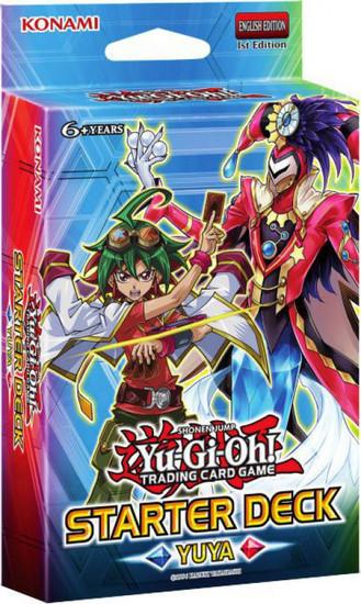 YuGiOh Trading Card Game Yuya Starter Deck [2016]