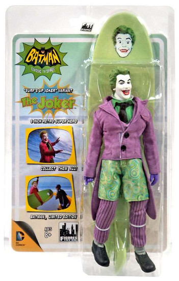 DC World's Greatest Heroes! Surfing Series The Joker Retro Action Figure