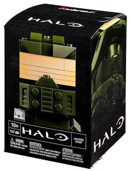 Mega Bloks Kubros Halo Master Chief Set