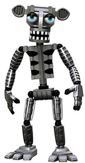 Funko Five Nights at Freddy's Endoskeleton 2-Inch Vinyl Mini Figure [Loose]