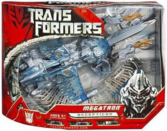 Transformers Movie Megatron Voyager Action Figure