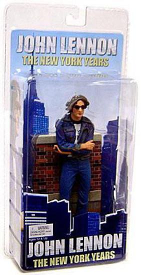 NECA John Lennon Action Figure [The New York Years, 7 Inch]
