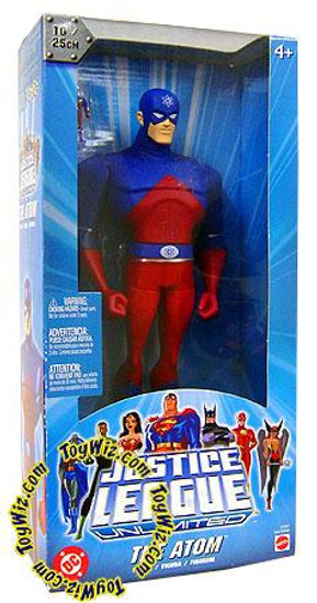 Justice League Unlimited The Atom Action Figure [10 Inch]