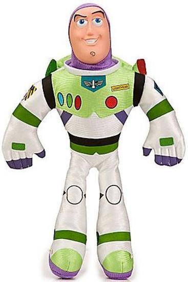 Disney Toy Story Buzz Lightyear Exclusive 18-Inch Plush Doll [2009]
