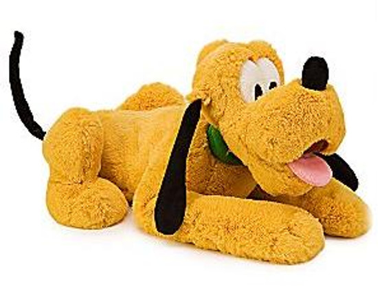 Disney Mickey Mouse Pluto Exclusive 8-Inch Plush