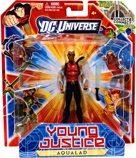 DC Universe Young Justice Aqualad Action Figure