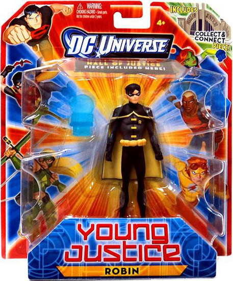 DC Universe Young Justice Robin Action Figure
