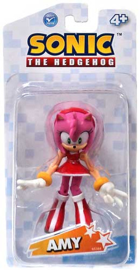 Sonic The Hedgehog Amy Action Figure