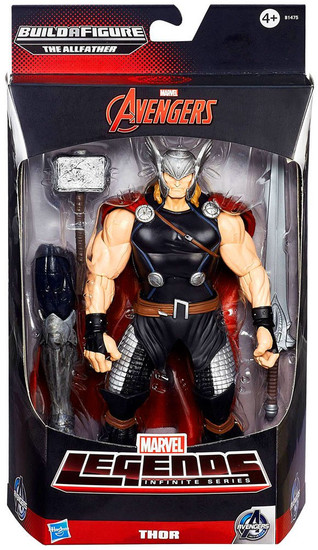 Avengers Marvel Legends Allfather Series Thor Action Figure