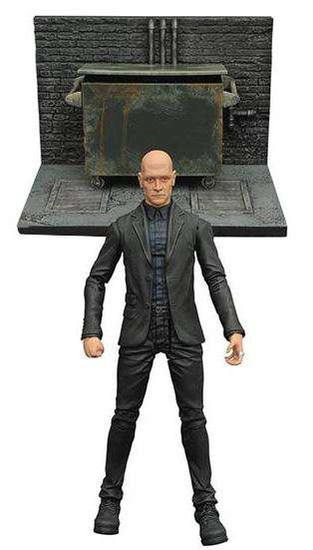 DC Gotham Select Series 3 Mr. Zsasz Action Figure