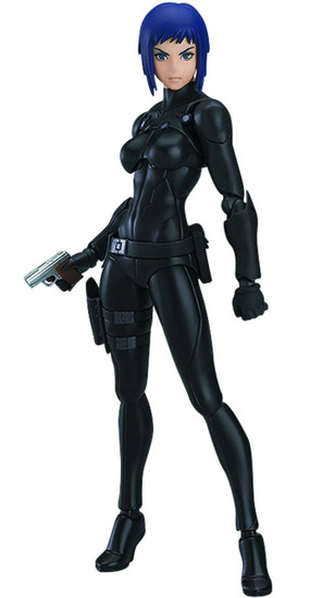 Ghost in the Shell: The New Movie Figma Motoko Kusanagi Action Figure [The New Movie]