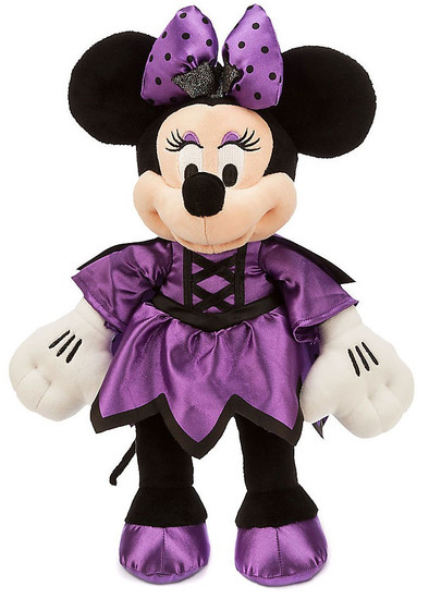 Disney 2015 Halloween Minnie Mouse Exclusive 15-Inch Plush [Vampire]