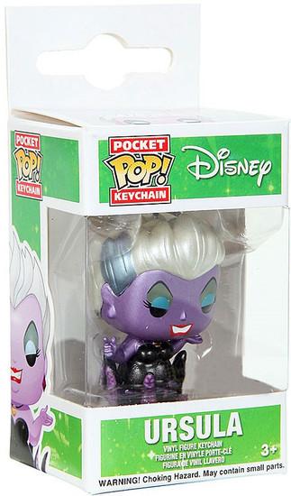 Funko The Little Mermaid POP! Disney Ursula Exclusive Keychain [Metallic]