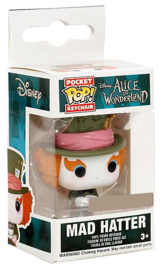 Funko Alice in Wonderland POP! Disney Mad Hatter Exclusive Keychain [Alice in Wonderland]