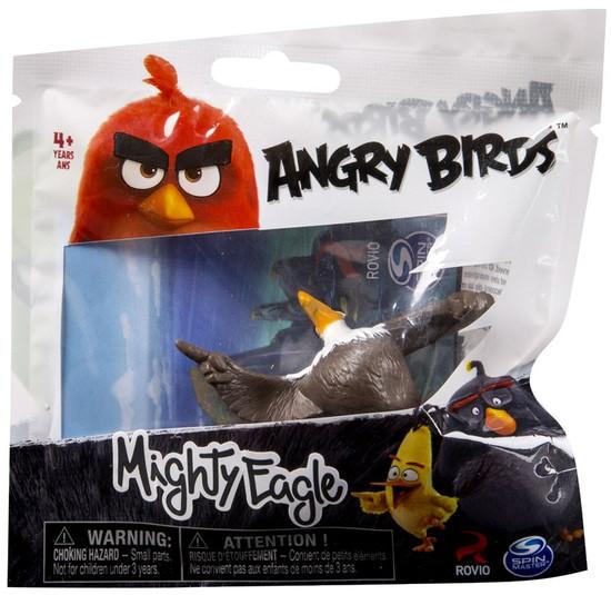 Angry Birds Movie Mighty Eagle Mini Figure