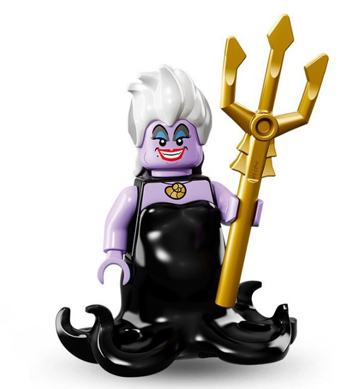 LEGO Minifigures Disney Mystery Series 1 Ursula Minifigure [Loose]