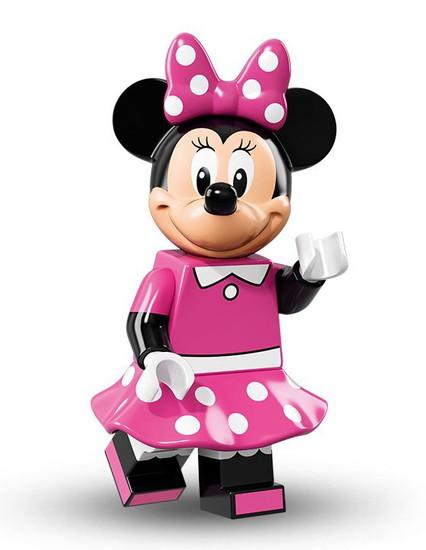 LEGO Minifigures Disney Mystery Series 1 Minnie Mouse Minifigure [Loose]