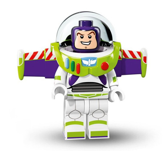 LEGO Minifigures Disney Mystery Series 1 Buzz Lightyear Minifigure [Loose]