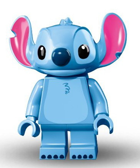 LEGO Minifigures Disney Mystery Series 1 Stitch Minifigure [Loose]
