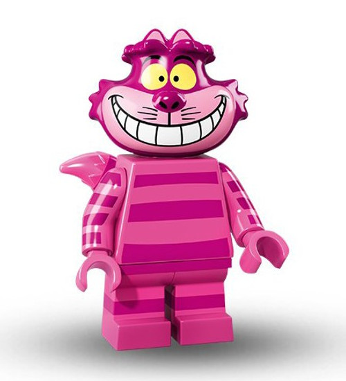 LEGO Minifigures Disney Mystery Series 1 Cheshire Cat Minifigure [Loose]