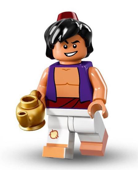 LEGO Minifigures Disney Mystery Series 1 Aladdin Minifigure [Loose]