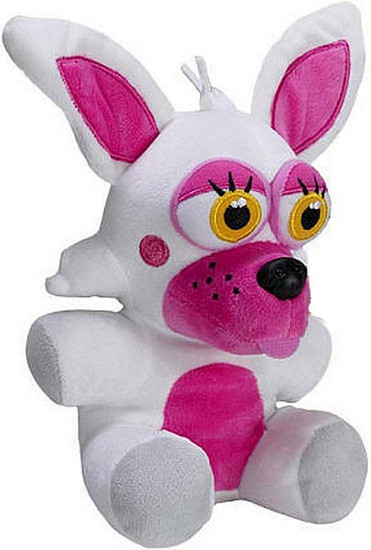 Funko Five Nights at Freddy's Funtime Foxy 7-Inch Plush