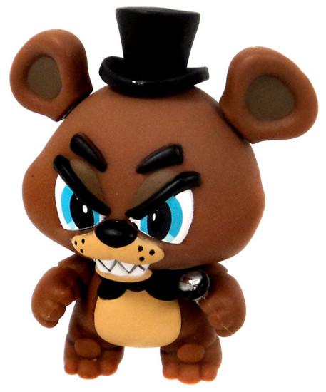 Funko Five Nights at Freddy's Mystery Minis Freddy Fazbear 1/12 Mystery Minifigure [Loose]