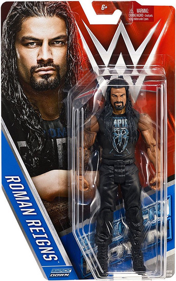 WWE Wrestling Series 62 Roman Reigns Action Figure