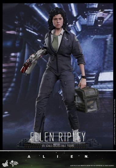 Alien Movie Masterpiece Ellen Ripley Collectible Figure