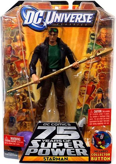 DC Universe 75 Years of Super Power Classics Validus Series Starman Action Figure [Modern]