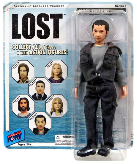 Lost Series 6 Miles Straume Action Figure