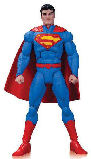 DC Designer Greg Capullo Series 5 Superman Action Figure