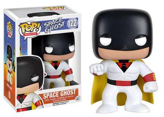 Funko POP! Animation Space Ghost Vinyl Figure #122