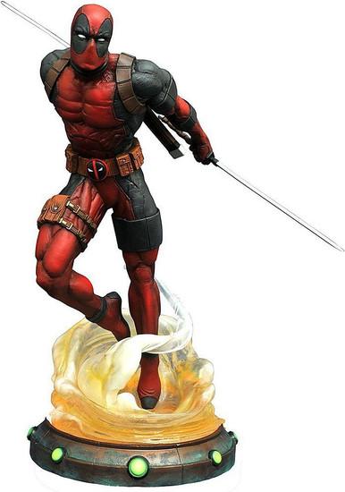 Marvel Gallery Deadpool 9-Inch PVC Figure Statue