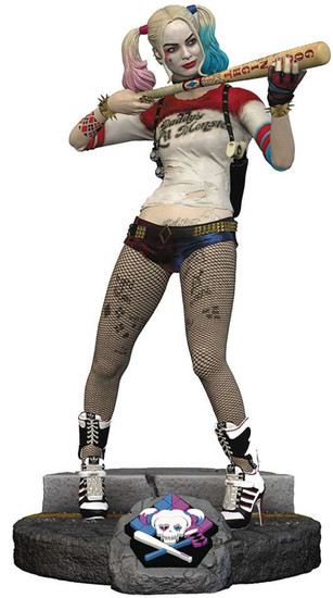 Suicide Squad Finders Keypers Harley Quinn 10-Inch Statue [Shorts & Stockings]