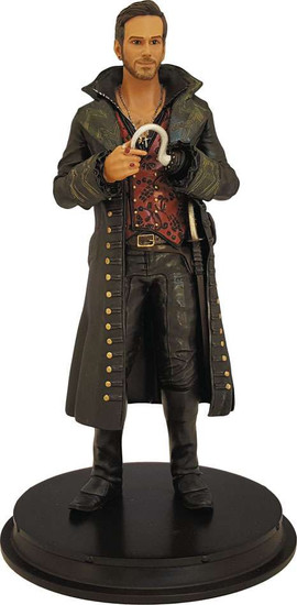 Once Upon a Time Hook Exclusive 8-Inch Statue