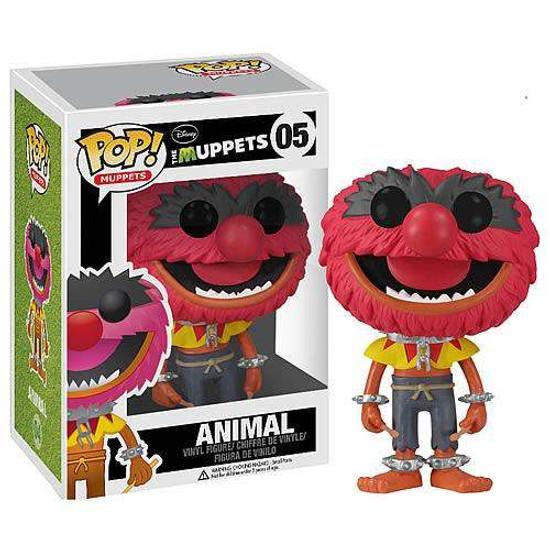 Funko The Muppets POP! TV Animal Vinyl Figure #05 [Damaged Package]