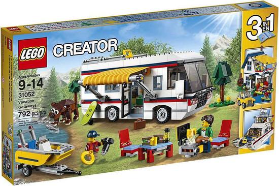 LEGO Creator Vacation Getaways Exclusive Set #31052