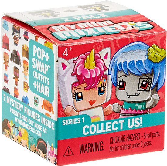 My Mini MixieQ's Series 1 Mystery Pack