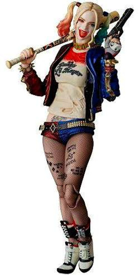 DC Suicide Squad MAFEX Harley Quinn Action Figure [Suicide Squad]