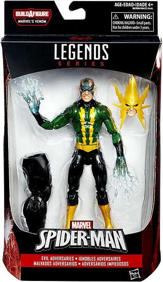Marvel Legends Spider-Man Venom Series Electro Action Figure [Evil Adversaries]
