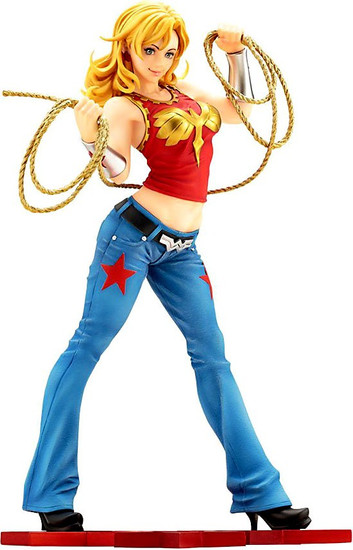 DC Bishoujo Wonder Girl Statue