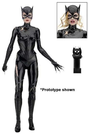 Catwoman Batman minifigure action movie DC Comic michelle pfeiffer toy figure
