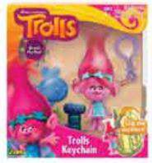 Trolls Poppy Medium Keychain