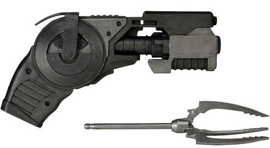 NECA DC Batman Arkham Origins Grapnel Prop Replica