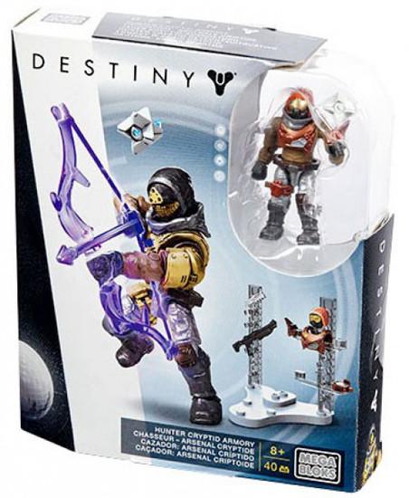 Mega Bloks Destiny Hunter Cryptid Armory Set #31773