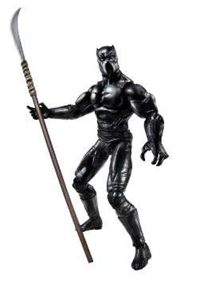 Marvel Universe Black Panther Action Figure [Loose, No Package]