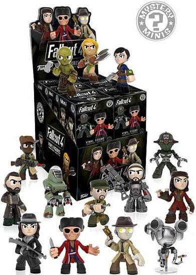 Funko Mystery Minis Fallout 4 Mystery Box [12 Packs]