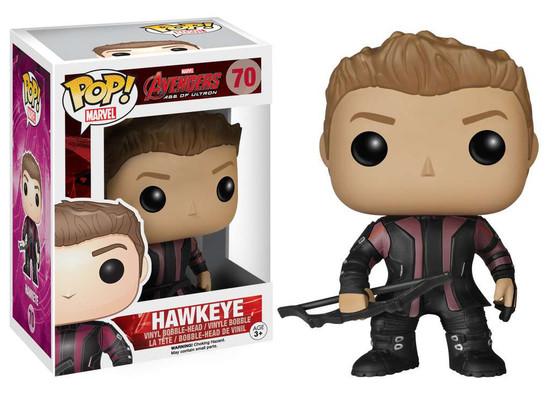 Funko Avengers Age of Ultron POP! Marvel Hawkeye Vinyl Figure #70 [Damaged Package]